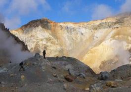 Восхождение на вулканы Мутновский и Горелый (2 дн/1 ночь)