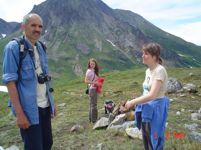 Экскурсия по окрестностям вулкана Вачкажец
