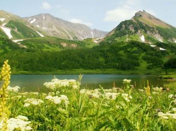 Экскурсия по окрестностям вулкана Вачкажец, 1 день