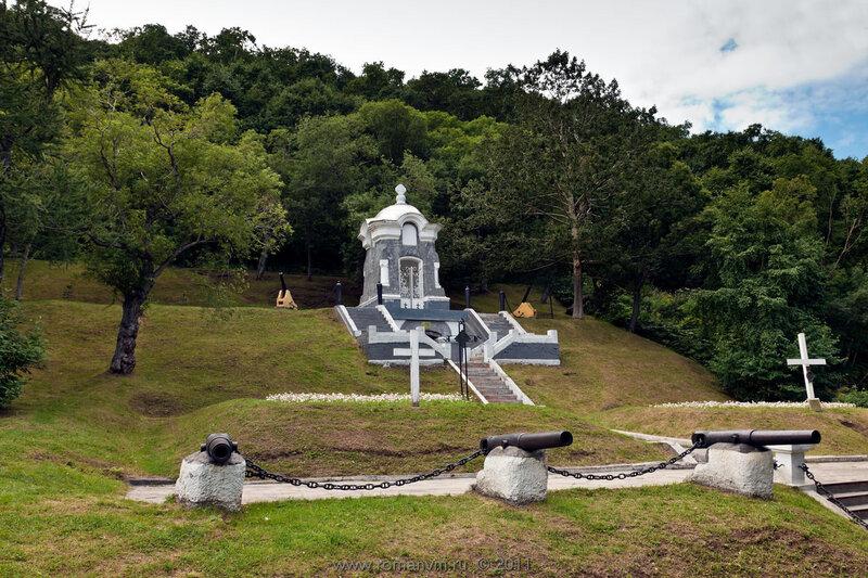 Мемориальный комплекс и памятник «Часовня»