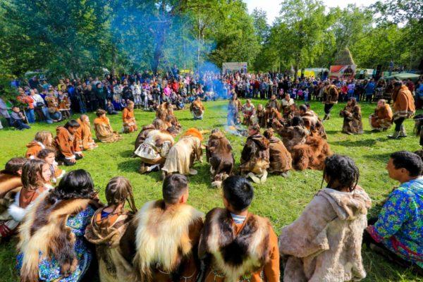 Коренное население Камчатки