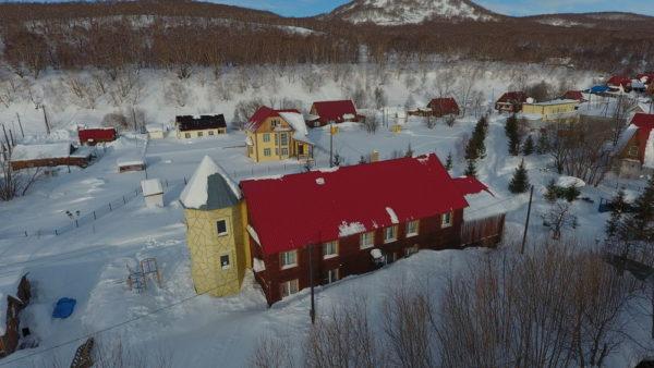 Климат Камчатки